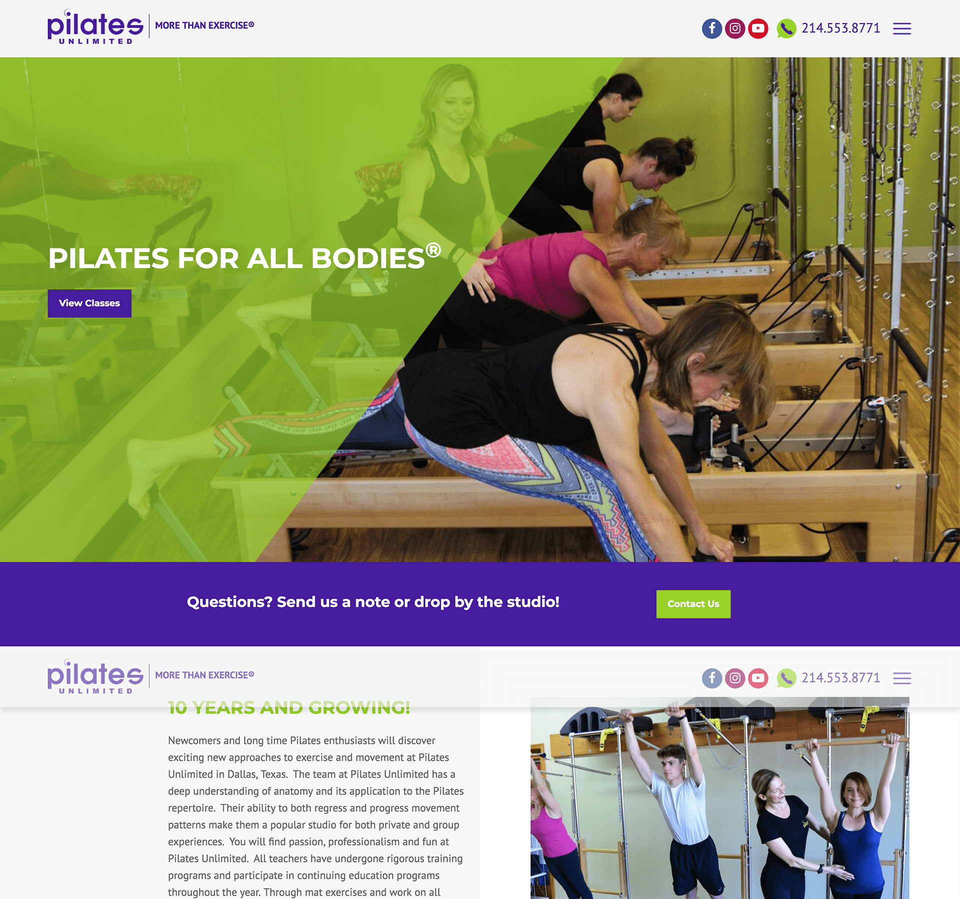 Pilates Unlimited
