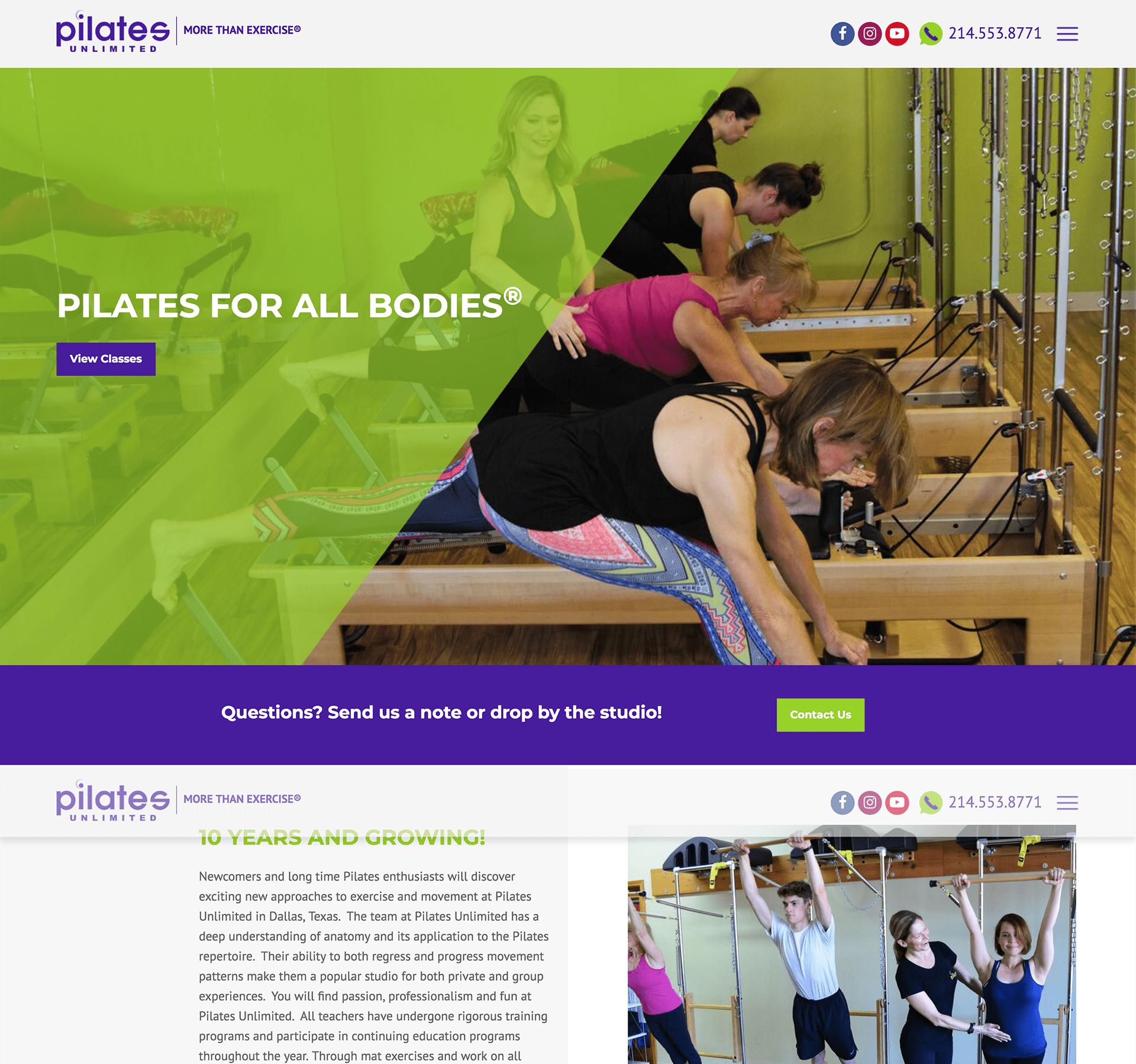 Pilates Unlimited